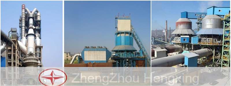 China Leading Manufacturer Rotary Kiln Preheater