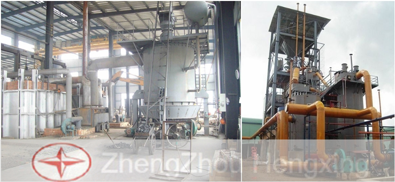 Best Quality Coal Gasifier Plant