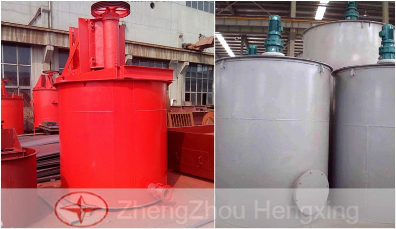 High Quality Fly Ash/Concrete Measuring Tanks