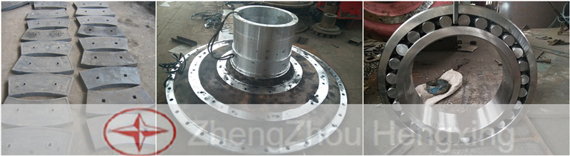 Ball Mill Parts