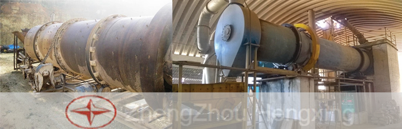 Drum Dryer Working Principle