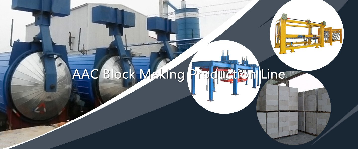 AAC Block Making Production Line